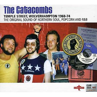Club Soul Vol. 3-the Catacombs - Club Soul Vol. 3-the Catacombs [CD] USA import