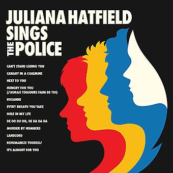 Juliana Hatfield Sings The Police [CD] USA import