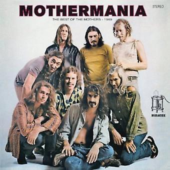 Frank Zappa - Mothermania [CD] USA import