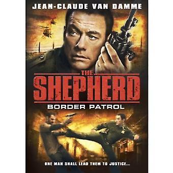 Herden: Border Patrol [DVD] USA import