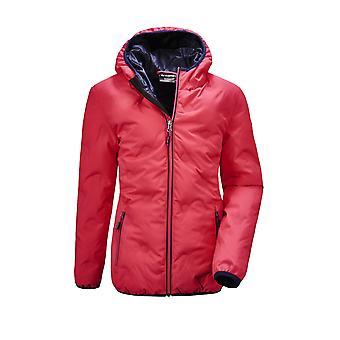 killtec girls functional jacket Lynge GRLS Quilted JCKT