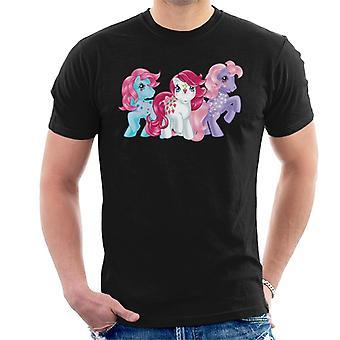 My Little Pony Shining Friendship Miehet&s T-paita