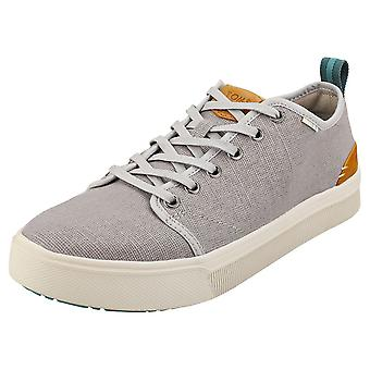 Toms Trvl Lite Low Heritage Mens Casual Trainers in Grey