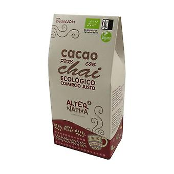 Cocoa with Chai Bio 125 g of powder