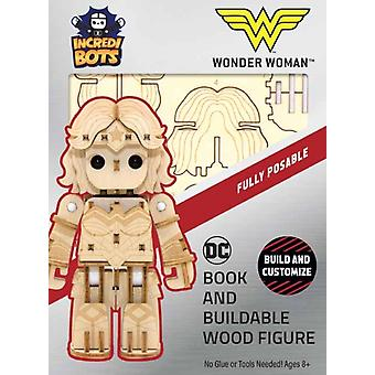 IncrediBuilds IncrediBots DC Comics Wonder Woman by Insight Editions