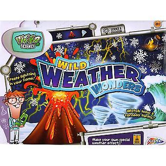 Grafix Wild Weather Wonders Educational Science Volcano Tornado Vortex Kit