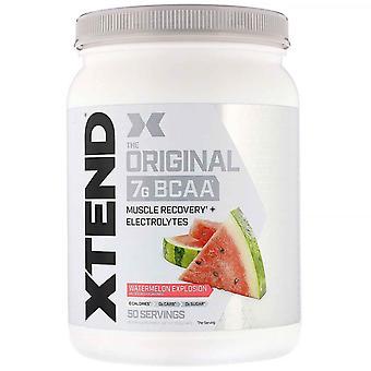 Xtend, Xtend, The Original 7G BCAA, Watermelon Explosion, 1.4 lb (650 g)