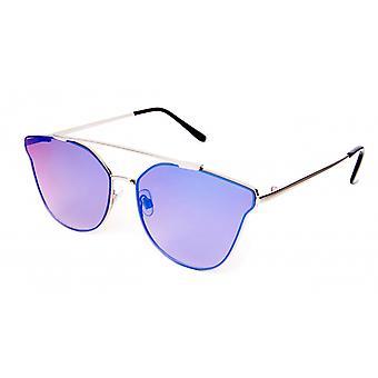 نظارات شمسية Unisex Cat.3 عدسة زرقاء (19-118)