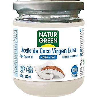 Naturgreen NaturGreen Oil Virgin coconut Bio 400 gr