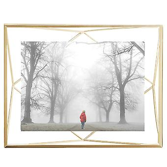 Umbra Prisma Photo Frame 5 X 7 Matte Messing
