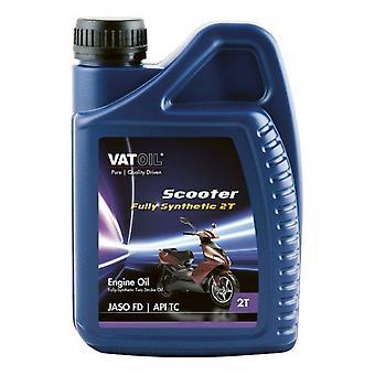 motorolie Full Synth Scooter 2-takt 1 liter