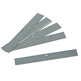 Stanley Tools Heavy-Duty Scraper Blades (Pack of 5) STA028005