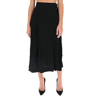 Victoria Beckham 1320wsk001502a Femmes-apos;s Jupe Viscose noire