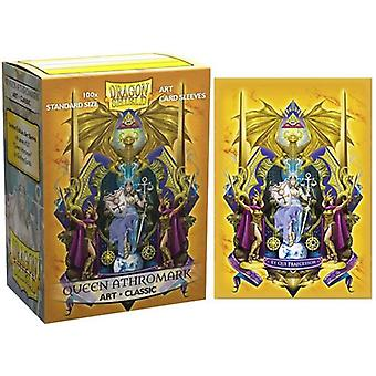 Dragon Shield Sleeves Classic - Queen Athromark Coat of Arms 100 CDU (10 Units)
