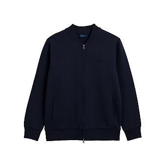 Gant Men's Zip Sweatshirt Regular Fit