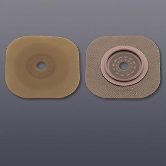 Hollister Ostomy Barrier, Up to 1 3/4 Inch Stoma Opening Box of 5