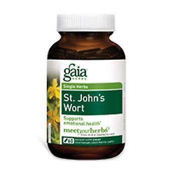 Gaia Herbs St. John''s Wort, 60 caps