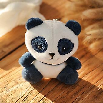 Peluche Cotone Panda Pandent, 12cm Circa Peluche Stuffed Doll Giocattolo