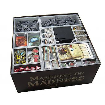 Folded Space Game Inserts Mansions of Madness (2nd Edition)