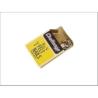 Shaw Challenge Galvanised Felt Nails 15mm Boxed 12026