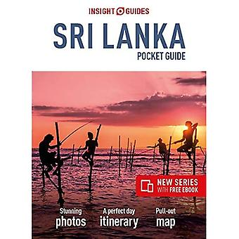 Insight Guides Pocket Sri Lanka (Travel Guide with Free eBook) (Insight Pocketa� Guides)