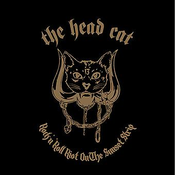 Head Cat - Rock N' Roll Riot on the Sunset Strip [CD] USA import