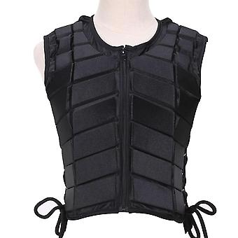 Padded Armor Vest For Horse Riding And Outdoor Sports