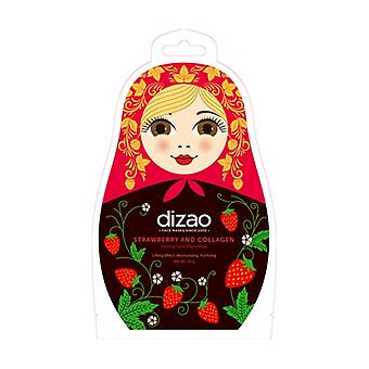 Black Strawberry & Collagen Facial Mask 28 g