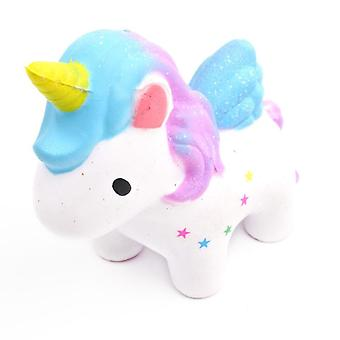 Kawaii Squishy Jumbo Slow Rising Unicorn Antistress Squishy Sqeeze