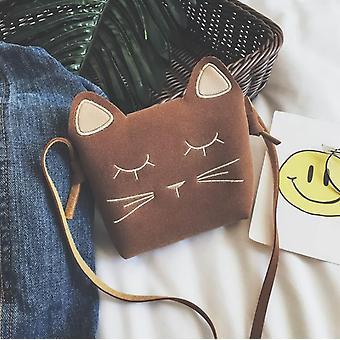 Children's Coin Purse, Baby Cat-mini Shoulder Bag