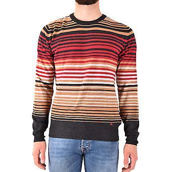 Peuterey Ezbc017126 Men's Multicolor Wool Sweater
