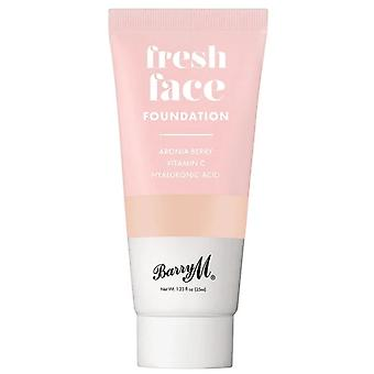 Barry M Fresh Face Liquid Foundation - Shade 4
