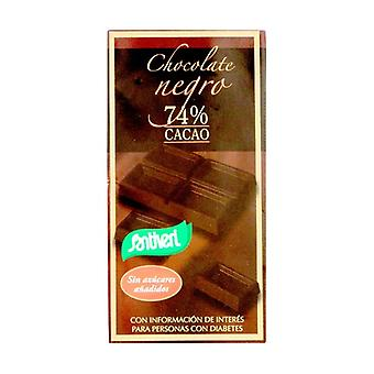 Sugar Free 74% Black Chocolate 80 g
