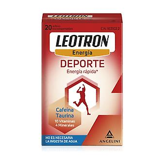 Leotron Sport 20 packets