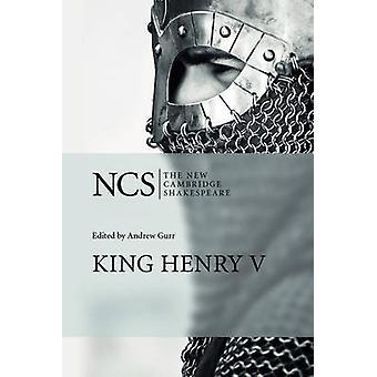 Kuningas Henrik V (2. tarkistettu painos) kirjoittanut William Shakespeare - Andrew Gu