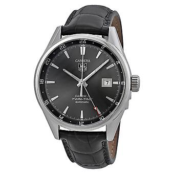 Tag Heuer Carrera Automatic Anthracite Dial Men's Watch WAR2012.FC6326