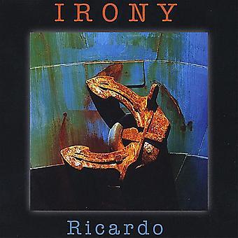 Ricardo - ironista [CD] Yhdysvallat tuoda