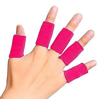 Stretchy Sports Finger Sleeves, Arthritis Support Finger-guard