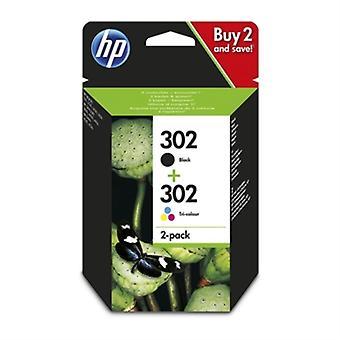 Originele inktcartridge HP CCICTO0610 Black Tricolour (2 stuks)