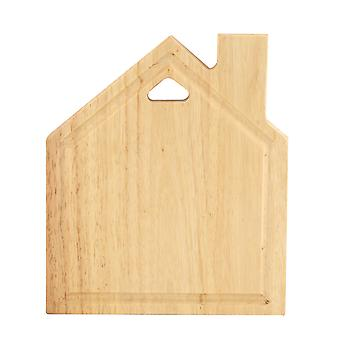 Apollo Wooden Serving Board House
