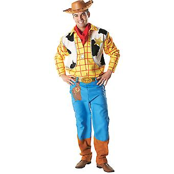 Déguisement Woody - Toy Story adulte