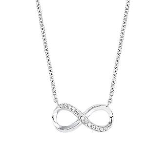 amor Necklace with Silver Women's Pendant - 2018179