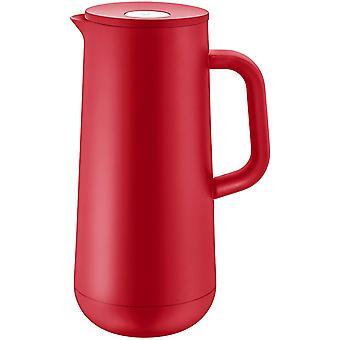 FengChun Impulse Thermoskanne 1l, Isolierkanne für Kaffee oder Tee, Drehverschluss, hält Getränke