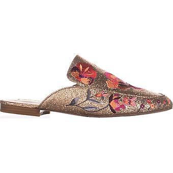 INC International Concepts Womens gannie2 Fabric Almond Toe Mules