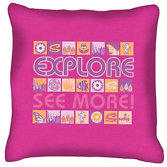 Sindy Explore See More Cushion