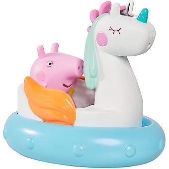 Toomies Peppa Pig - Peppa & Unicorn Bath Float