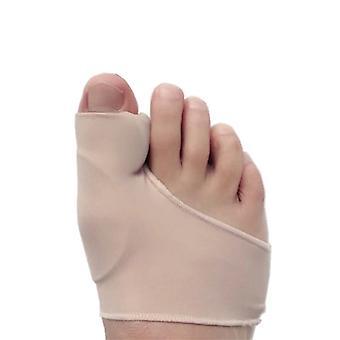 Bunion Corrector Gel Pad Hallux Valgus Protector Guard Toe Separator Orthopedic Protector