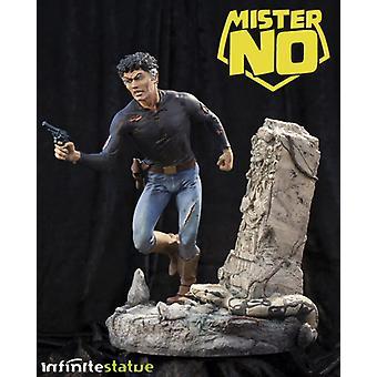Mister No Statue
