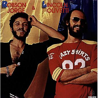 Robson Jorge & Lincoln Olivetti - Robson Jorge & Lincoln Olivetti Vinyl