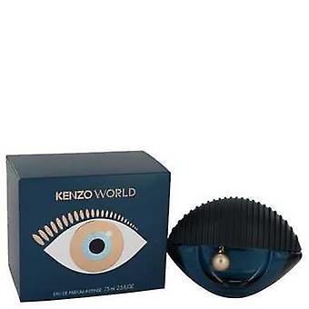 Kenzo World By Kenzo Eau De Parfum Intense Spray 2.5 Oz (women) V728-540488
